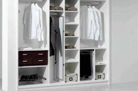 Cómo organizar el armario 08