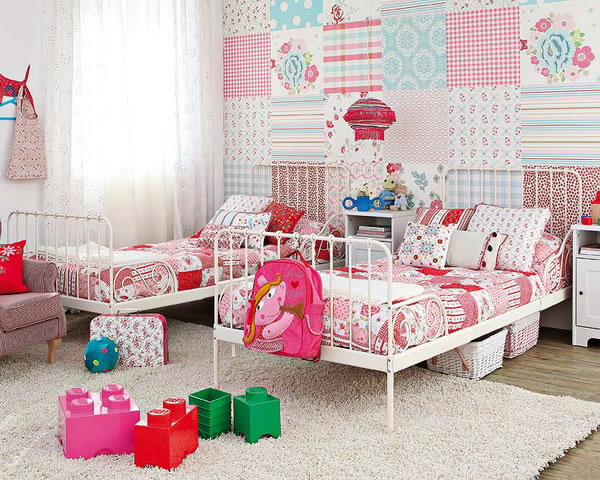 Decorar con patchwork 1