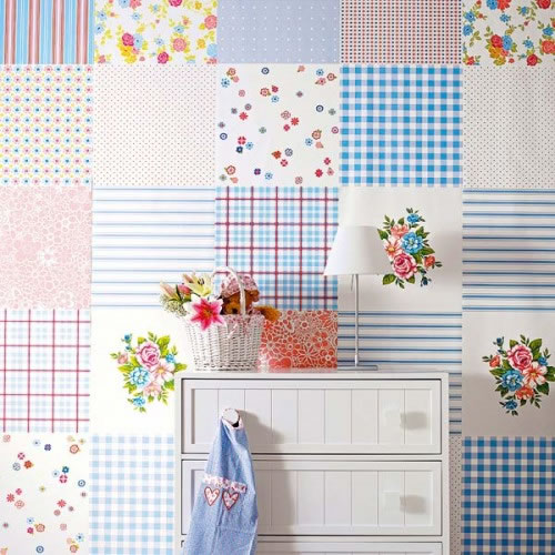 Decorar con patchwork 9
