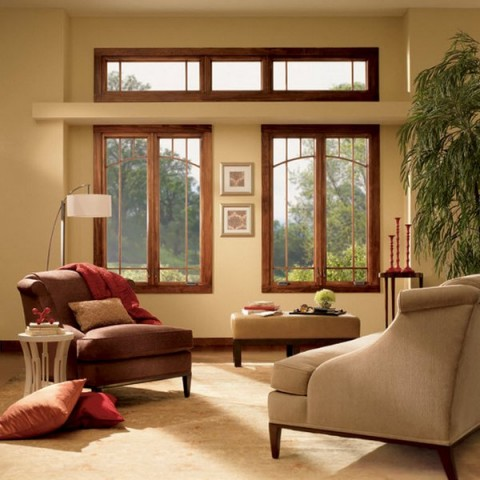 Pinta los marcos de puertas y ventanas for Como poner una puerta de madera con marco
