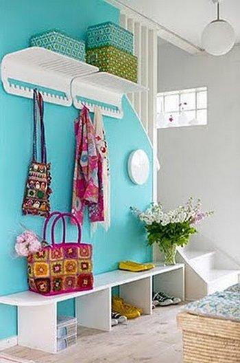 Recibidores con estilo - Fotos de recibidores de casas ...