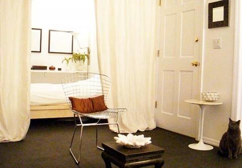 Separa ambientes con cortinas 05