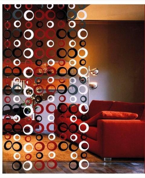Separa ambientes con cortinas 06