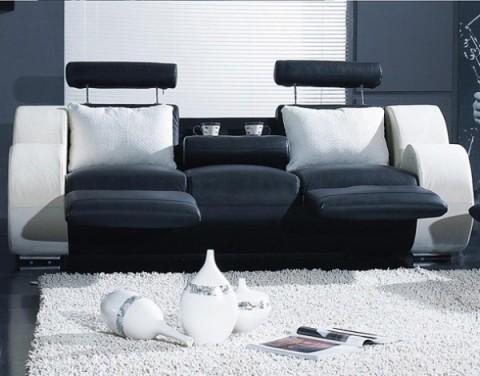 Sofás modernos y futuristas 01