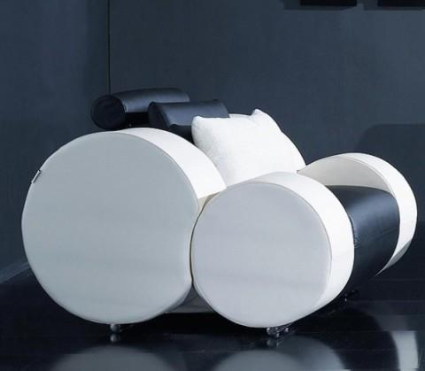 Sofás modernos y futuristas 02