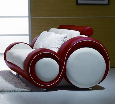 Sofás modernos y futuristas 05