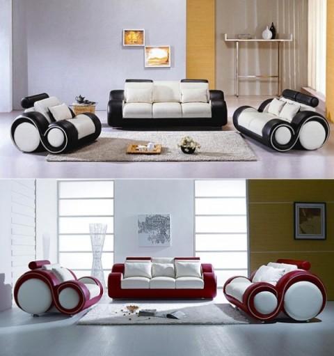 Sofás modernos y futuristas 07