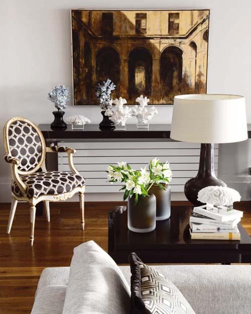 Los tejidos en la decoraci n del hogar Estilo clasico diseno de interiores
