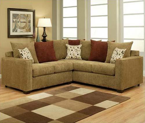 Los tejidos en la decoraci n del hogar - Telas para tapizar sillones modernos ...