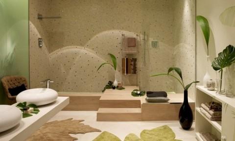 Baño de inspiración natural 01