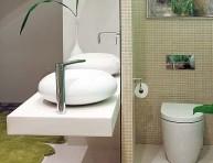 imagen Un baño inspirado en la naturaleza