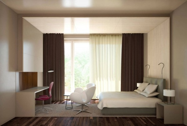 Puro diseño e historia de un hotel en Berlín-04