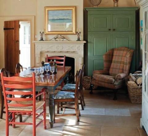 Una casa de campo de estilo ingl s for Casa de estilo campestre
