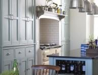 imagen Una cocina de lujo al estilo victoriano