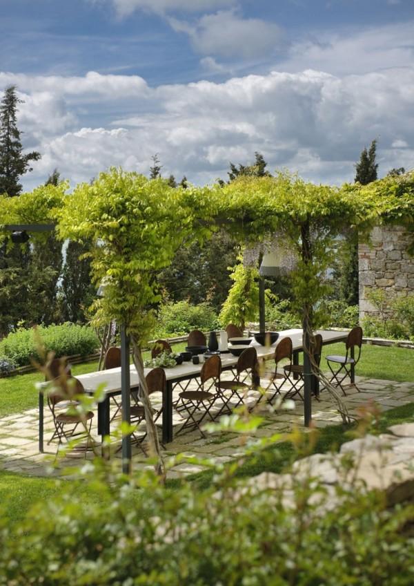 Vacaciones de diseño en la Toscana