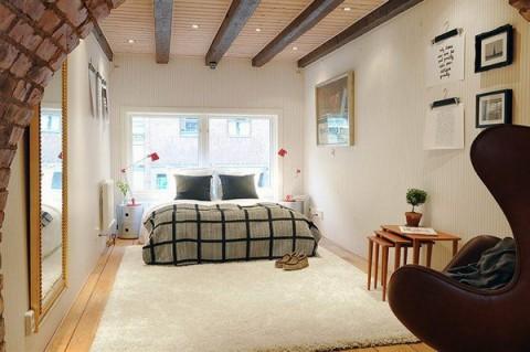 Apartamento escandinavo 10