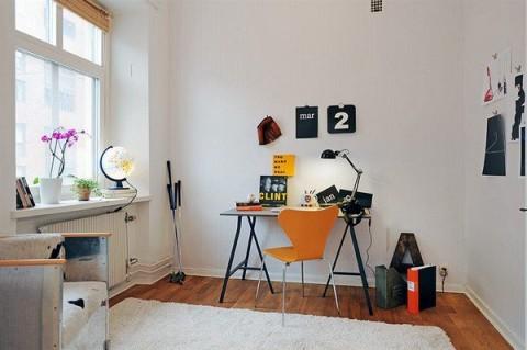 Apartamento escandinavo 4