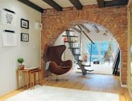 imagen Un apartamento escandinavo a doble altura