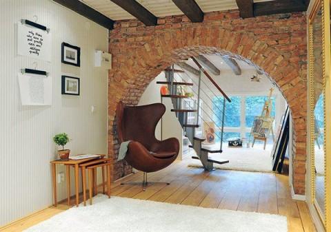 Apartamento escandinavo 5