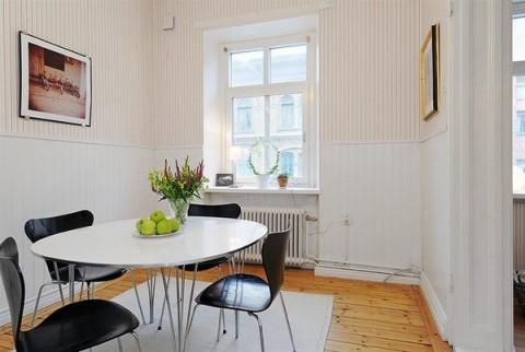 Apartamento escandinavo 7