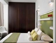 """imagen Apartamento """"Marco Polo"""", una reforma interior en verde"""