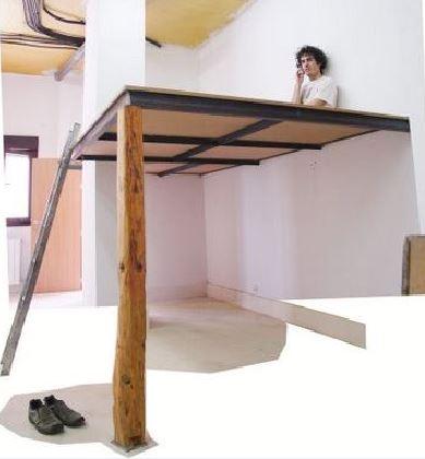 Propuestas para camas en los altillos