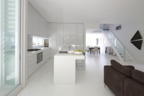 Moderna casa de playa 4
