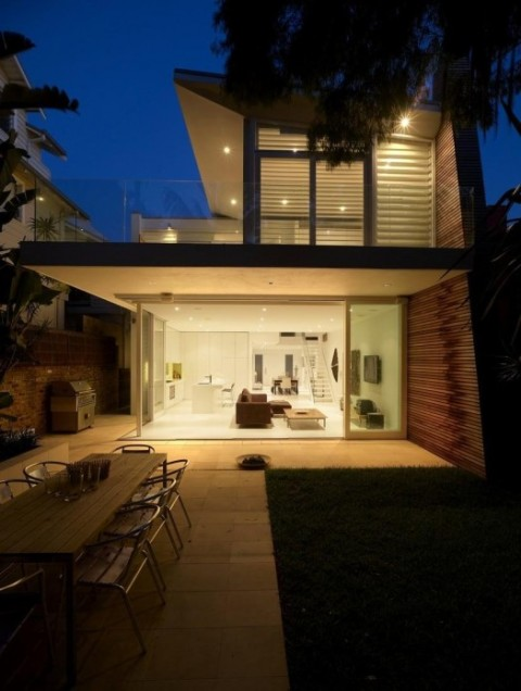 Moderna casa de playa 8