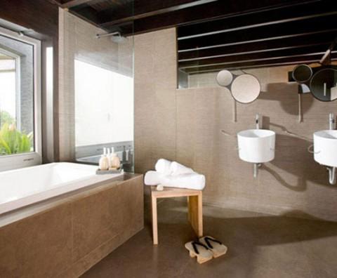 Casa estilo zen 6