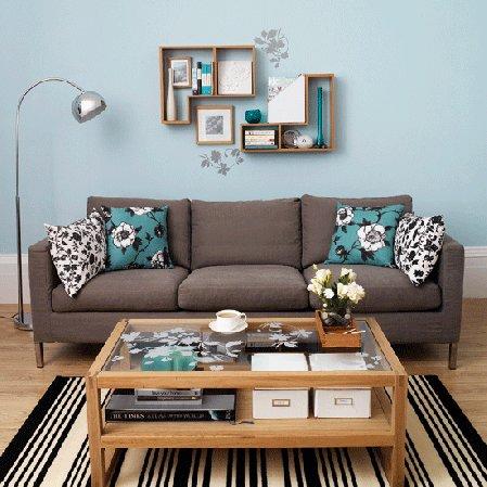 5 propuestas para decorar las paredes - Imagenes para decorar paredes ...