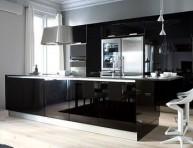 imagen Cocinas en negro… Te atreves??