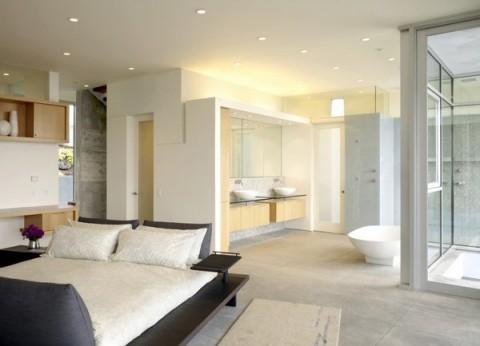Baños integrados a la habitación 1