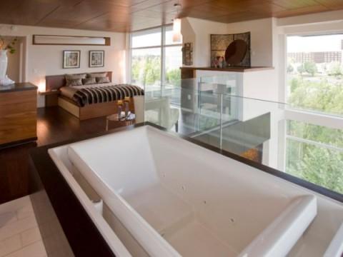 Baños integrados a la habitación 4