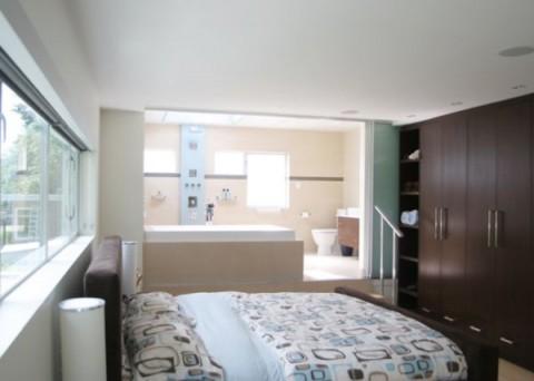 Baños integrados a la habitación 7