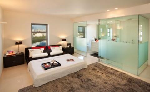 Baños integrados a la habitación 9