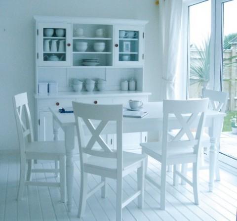 Una casa a puro blanco 2