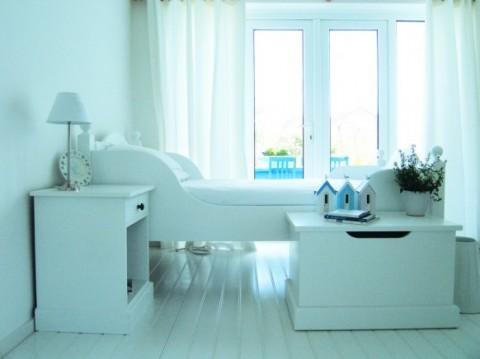 Una casa a puro blanco 4