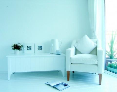 Una casa a puro blanco 5