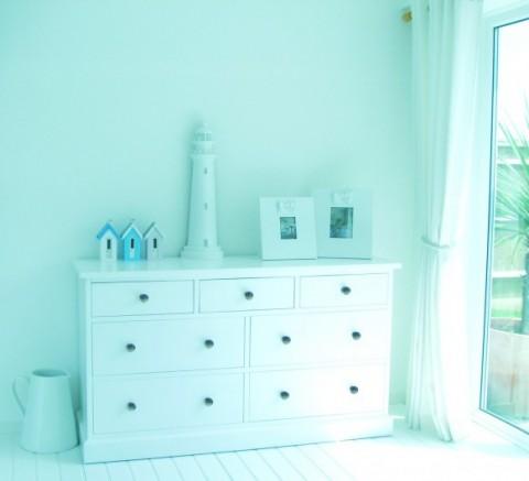 Una casa a puro blanco 7