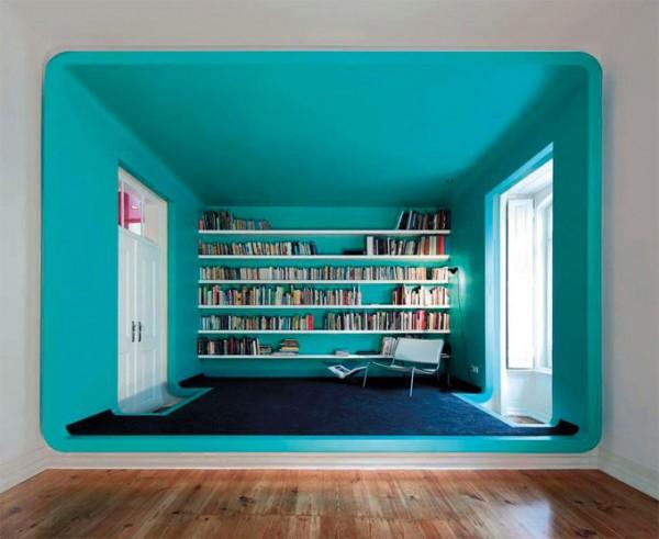 Llena de color los espacios 1