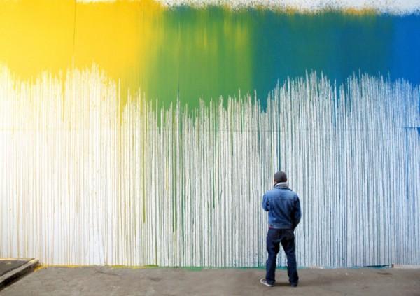 Llena de color los espacios 10