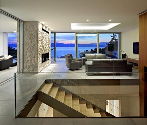 Moderna casa de vacaciones 2