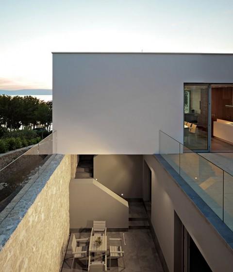 Moderna casa de vacaciones 5