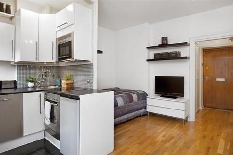 Ideas para decorar departamentos peque os for Muebles para decorar departamentos pequenos
