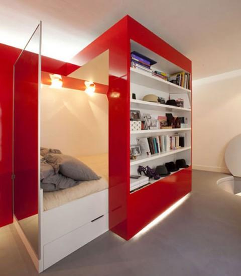 Decoración de espacios pequeños 7