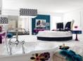 imagen Interiores de vivienda con mucho 'glamour'