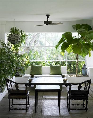 Jardines en el interior 1