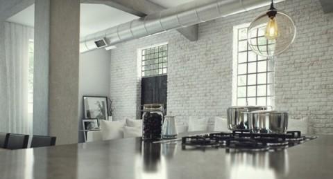 Loft de estilo industrial 5