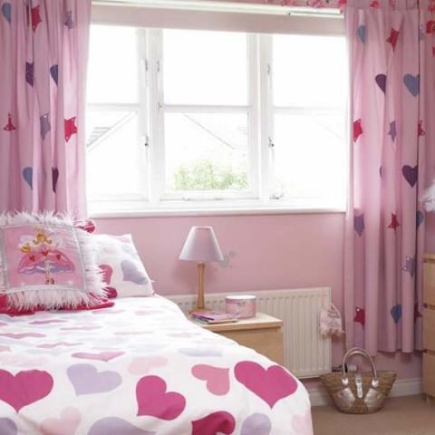 5 propuestas de habitaciones para chicas for Modelos de habitaciones