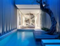 imagen Minimalismo extremo de una casa en Singapur